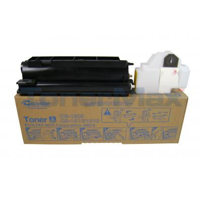 COPYSTAR CS-1505 1510 COPIER TONER CARTRIDGE BLACK